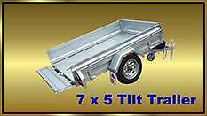 Spitfire Trailers Darwin Box Trailer 7x5 Girraween Litchfield Area Preview