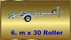 CLEARANCE SALE HUGE PRICE REDUCTION ON 6 METRE TRAILER