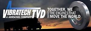 Vibratech Heavy Duty Diesel Dampers