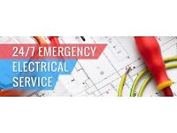 Emergency electrician fully insured 1hr response fault lighting power all areas covered manchester