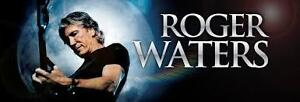 Roger Waters Us + Them Tour Lundi, 16 octobre 2017 Centre Bell