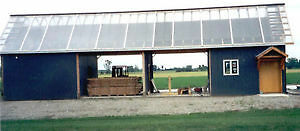 Twinwall 6,8,10,16mm polycarbonate panels with UV protection