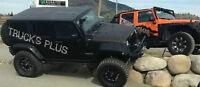 """SWEET 3"""" FABTECH Jeep Lift w/ front & rear Bumper pkg deal!!"""