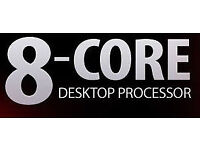 Eight Core AMD FX-8150 (8 x 3.6GHz) / 16GB DDR3 Corsair / Gigabyte Motherboard - Gaming Pack