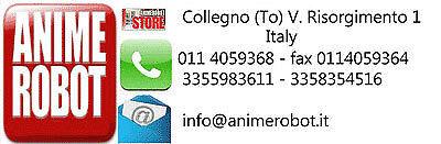 ANIMEROBOT Store di Boccardo Nicola
