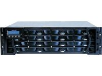 16TB Drive - Infortrend Eon Stor A16F-G2221-M2 16-bay 3U 2G FC-SATA RAID Array