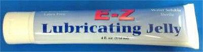 CHESTER LABS E-Z Lubricating Diagnostic Jelly Flip-Top Tube Sterile 4Oz EZ Lube - Chester Labs