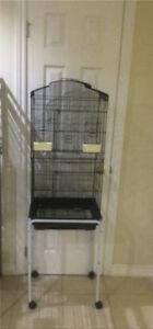"5"" Tall Bird Cage"