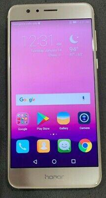 Huawei - Honor 8 Dual Camera Unlocked Smartphone 64GB GOLD