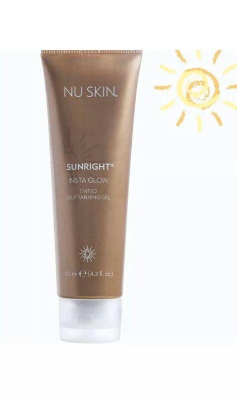 Nu Skin Sunright INSTA GLOW Self Tanning Gel