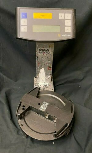 Sartorius PMA7501-X Explosion Proof Paint Scale without power supply