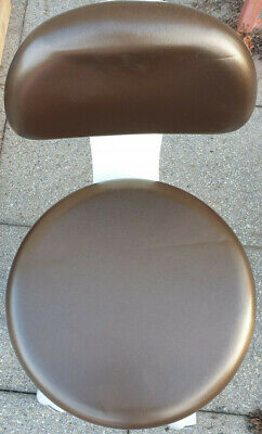 Kavo Treatment Chair 5006 Roll Stool Braun With Backrest Doctors Chair Dentist