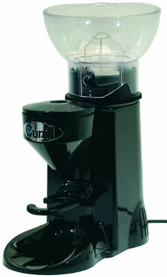 Cunill Tranquilo Electronic Espresso Grinder Black - New