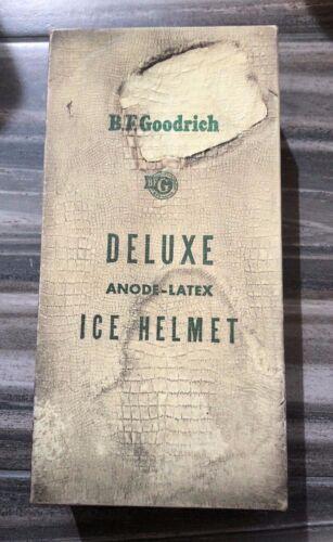 Vintage Deluxe Anode-Latex Ice Helmet from B.F. Goodrich