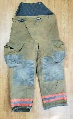 Globe Firefighter Bunker Turnout Pants 36 X 30