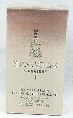 Shawn Mendes Signature II For Women Or Men 1 oz. Perfume Spray