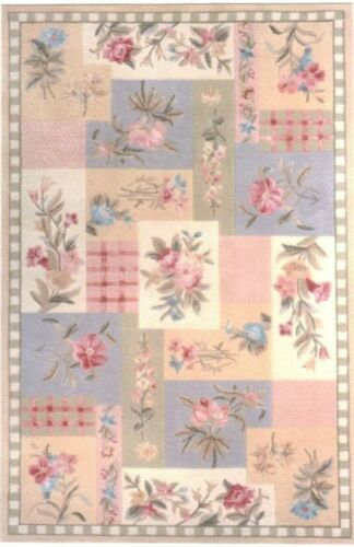 """1:12, 1"""" Scale Dollhouse Miniature Area Rug approximately 6"""" x 9"""" - 0002143"""