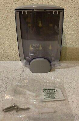 Soap Sanitizer Lotion Dispenser Bulk Wall Mount Ez Fill Manual-reduced