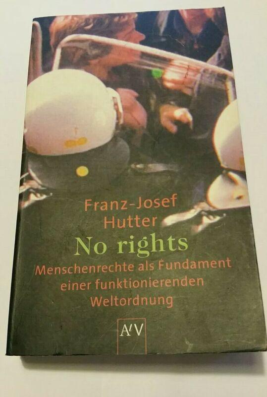 Franz - Josef Hutter No rights
