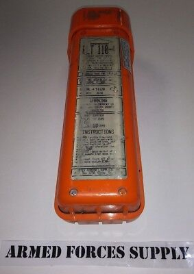 Artex 110-4 Emergency Locator Transmitter Aircraft ELT Freq. 121.5