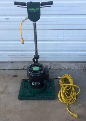 Tennant Nobles Speed-sq 14 High Speed Floor Finishing Machine 14 1740 Rpm
