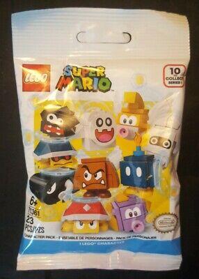 LEGO 71361 Super Mario Minifigure / Character (Blind Bag) (Sealed) (AA2-4)
