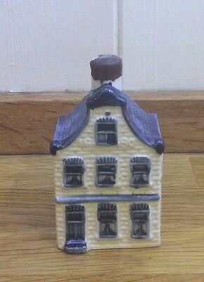 Miniature ceramic RYNBENDE KLM house No 5
