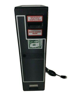 Coffee Inns Cm-222 Vending 1 Dollar Bill Coin Machine Changer Parts Or Repair