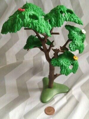 Playmobil spares garden scenery,tree ( will combine postage ) H