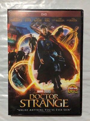 Marvel Studios  Doctor Strange Dvd  2017  Free Shipping