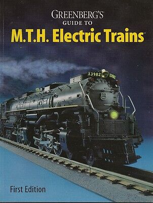 Greenberg's Guide To M.T.H. ELECTRIC TRAINS - NEW
