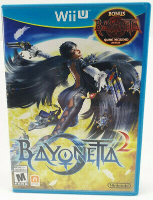 Bayonetta 2 and Bayonetta Nintendo Wii U Games: TESTED & COMPLETE