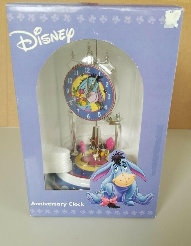 Disney Eeyore Anniversary Dome Clock Winnie The Pooh
