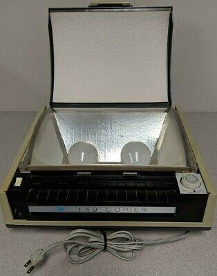 Vintage 3m Copier Model 149 Ag