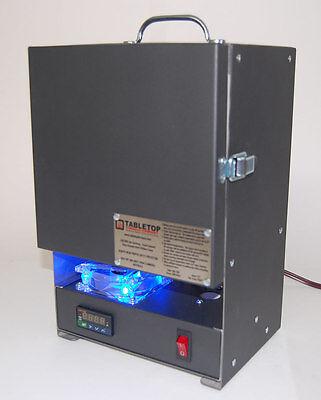 RapidFire Pro Programmable Electric Digital Kiln, PMC, Jewelry Making