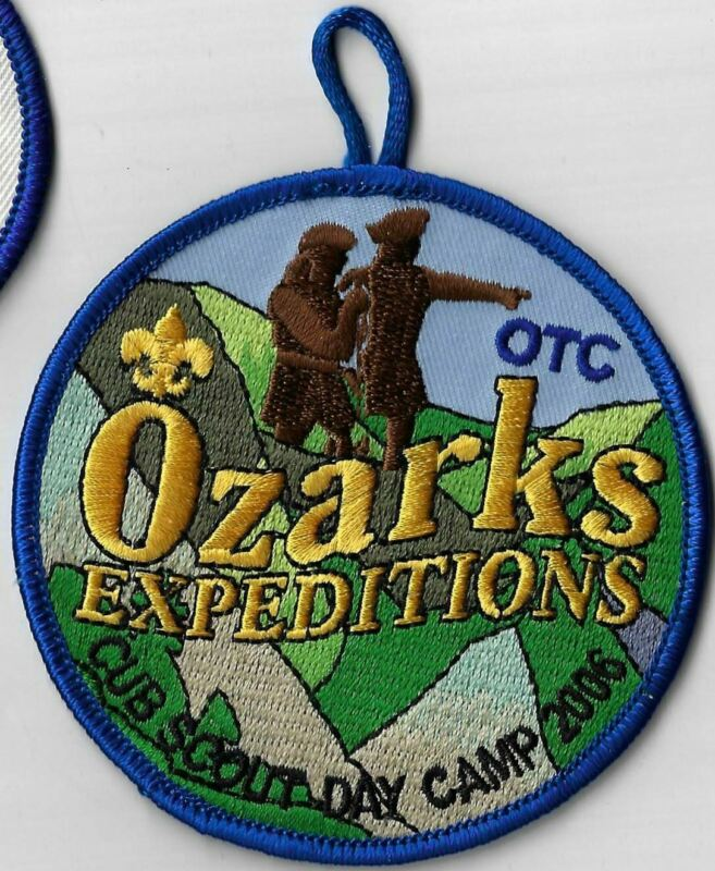 2006 Cub Scout Day Camp Ozarks Expedition OTC RBL Bdr. [X-1594]