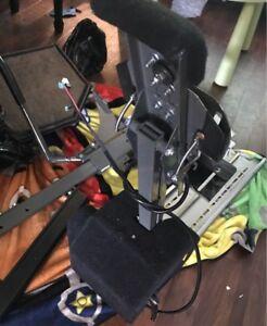 Équipements adaptés pour van. Xl-seat et Speedy-lift