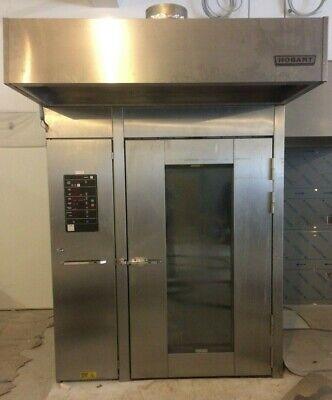 Beautiful Hobart Hba2g Double Rack B Lift Bakery Oven