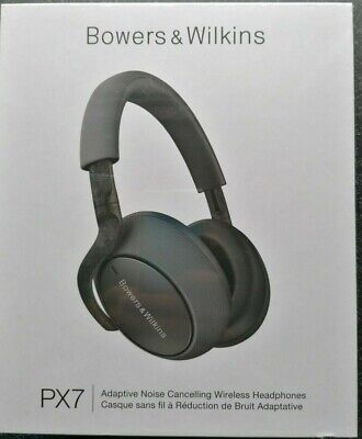 Bowers & Wilkins PX7 Over-Ear Noise Cancelling Wireless Headphones -...
