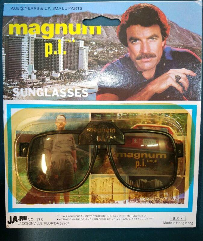 Vintage collectable Magnum pi Sunglasses