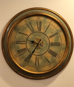 Large Accent Clock (Bombay)