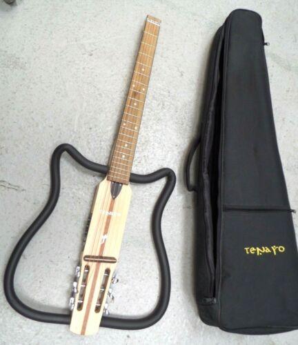 Tenayo 6 Strings Foldable Silent Travel Classical Nylon Guitar