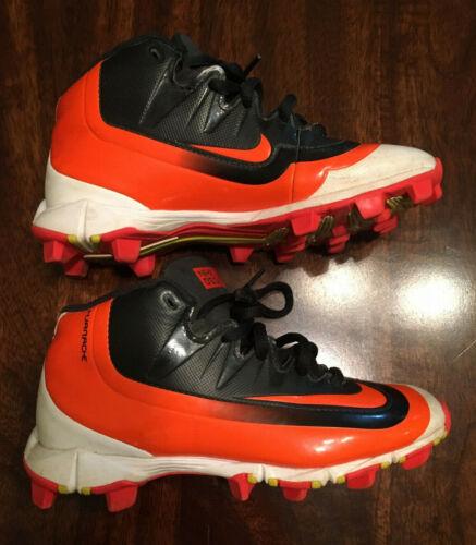 Nike Huarache BSBL Baseball Softball Cleats SZ13C,EU31 807138-581 FREE SHIPPING
