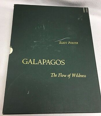Galapagos The Flow Of Wildness   Vol  1   2   Eliot Porter   Sierra Club