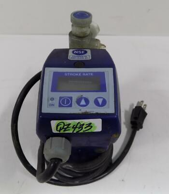Walchem E-class Metering Pump