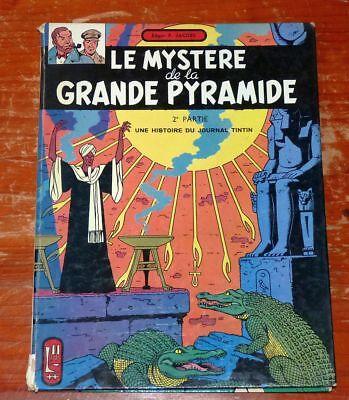Blake & Mortimer : Le mystère de la grande pyramide tome 2