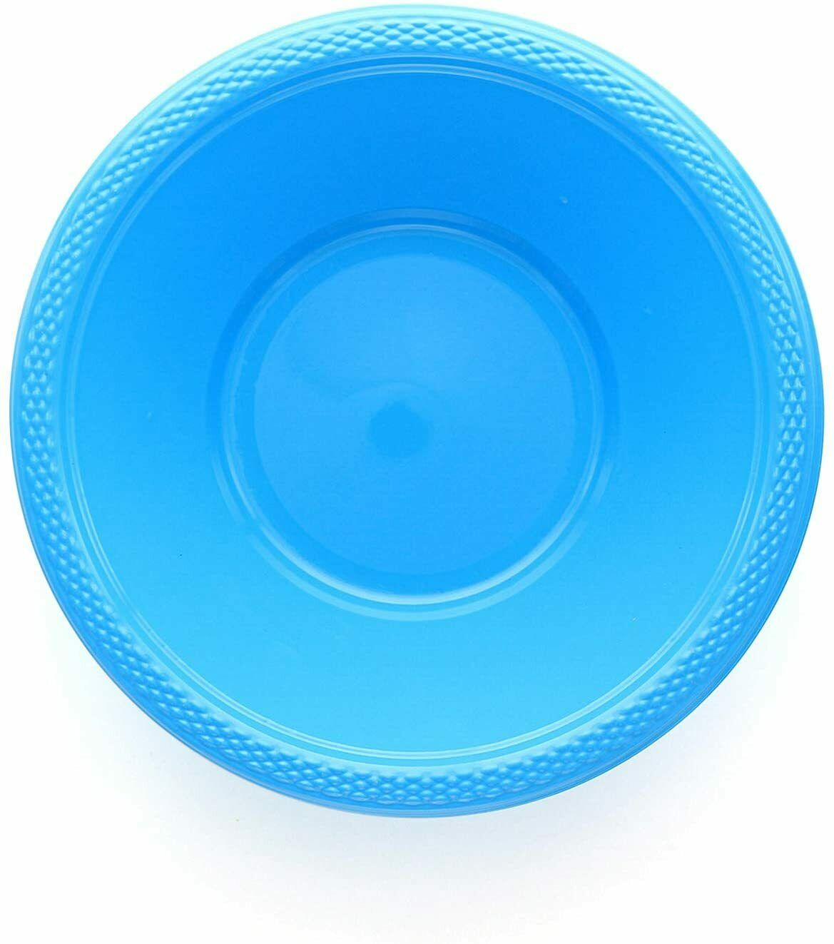 SparkSettings Reusable Plastic Bowls Washable BPA Free Cereal Bowl - $8.99