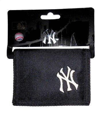 New York Yankees NY Bi-Fold Wallet Official Licensed Product
