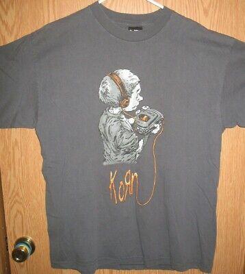 Korn - Follow the Leader 2009 Concert Tour T-Shirt (XL)
