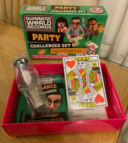 Guinness+World+Records+Party+Challenges+Set+%28New+Sealed%29